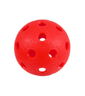 Floorball bold - Unihoc Dynamic ball - IFF godkendt floorballbold (1 stk.)