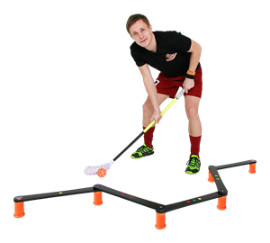 My Floorball Skiller - floorball / hockey boldkontrols system