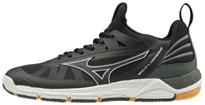 Mizuno Herre - Mizuno Wave Luminous – Sort